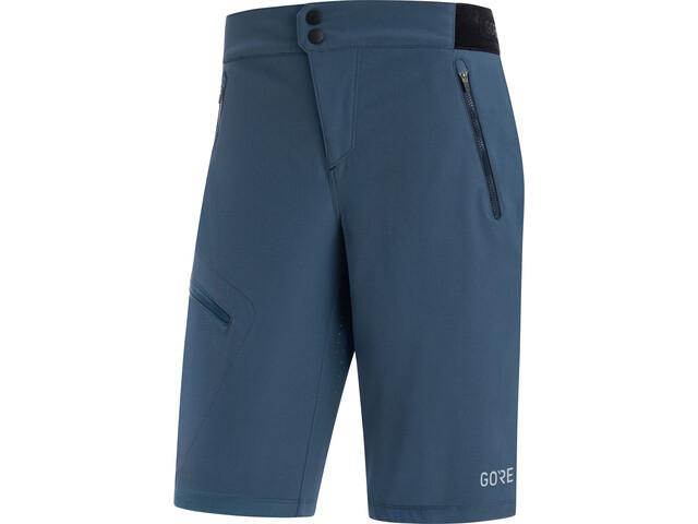 GORE WEAR C5 Shorts Mujer, deep water blue